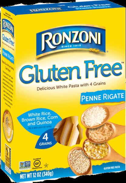 Ronzoni Gluten Free Pasta 10-16 oz -- Buy 1 Get 1 Free