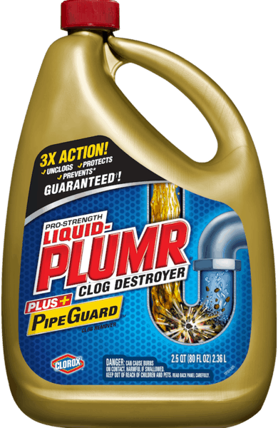 $0.75 for Liquid-Plumr® Clog Remover (expiring on Monday, 07/02/2018). Offer available at Walmart.