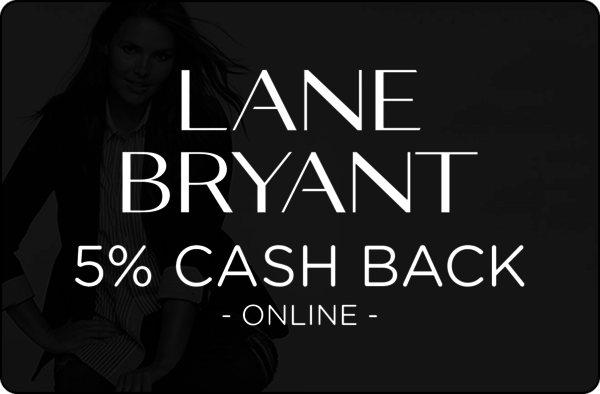 $0.00 for Lane Bryant (expiring on Wednesday, 04/01/2020). Offer available at LaneBryant.com.