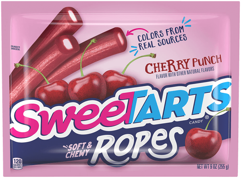 $0.75 for SweeTARTS Ropes (expiring on Thursday, 06/18/2020). Offer available at Walmart, Walmart Grocery.