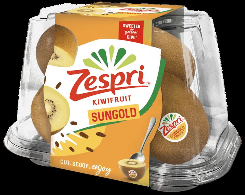 $1.00 for Zespri SunGold Kiwifruit (expiring on Thursday, 10/22/2020). Offer available at multiple stores.