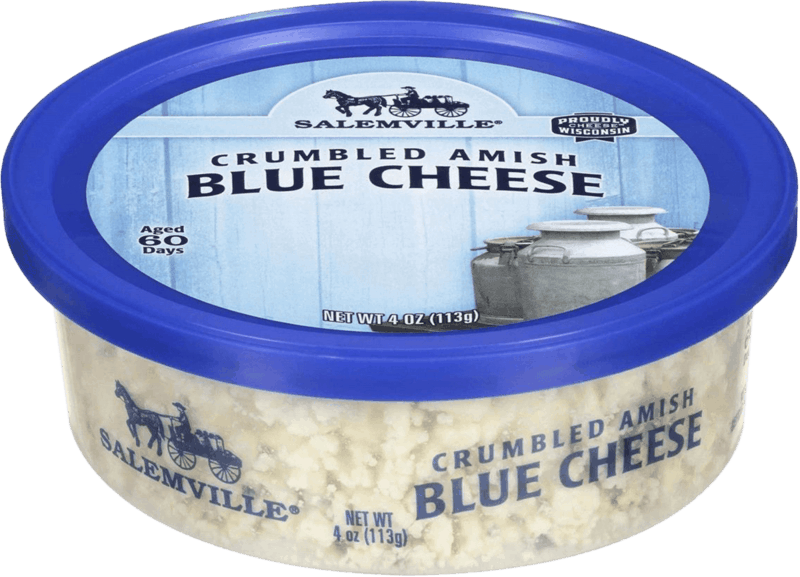 $1.00 for Salemville Blue Cheese (expiring on Friday, 10/01/2021). Offer available at multiple stores.