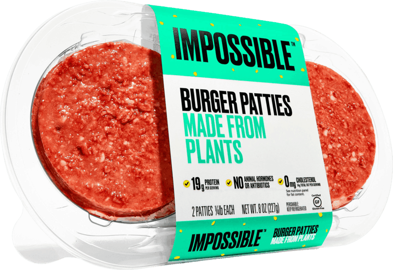 $2.00 for Impossible™ Burger Patties. Offer available at Target, Shipt.