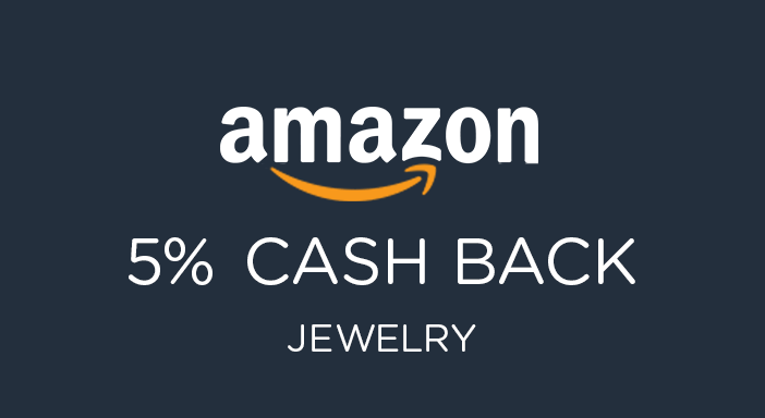 $0.00 for Amazon Jewelry (expiring on Tuesday, 12/31/2019). Offer available at Amazon.