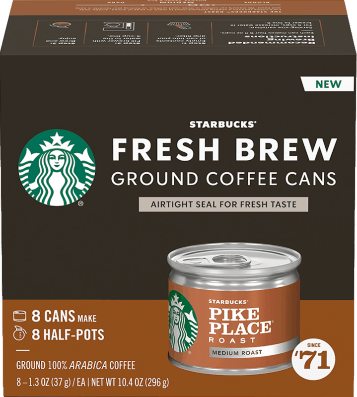 $2.00 for Starbucks Fresh Brew Coffee (expiring on Saturday, 10/31/2020). Offer available at multiple stores.