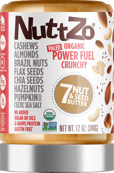 $2.00 for NuttZo® 7 Nut and Seed Butter - Power Fuel (expiring on Friday, 11/10/2017). Offer available at multiple stores.