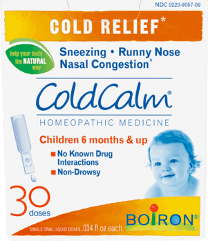 $3.00 for Coldcalm® Liquid Dose. Offer available at multiple stores.
