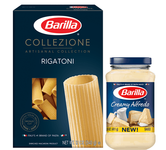 $1.00 for Barilla® Collezione or Blue Box Pasta & Barilla® Pasta Sauce Combo (expiring on Wednesday, 09/27/2017). Offer available at Stop & Shop, Martin's (IN, MI), Giant (DC,DE,VA,MD), GIANT (PA,WV,MD,VA), MARTIN'S.