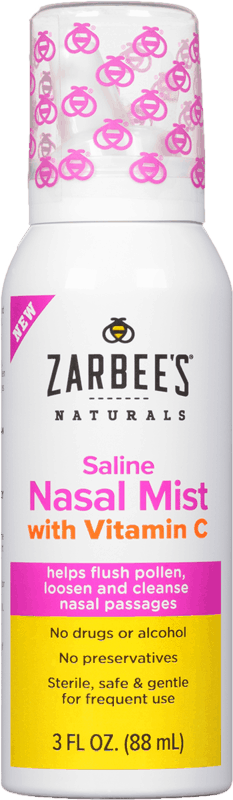 $1.50 for Zarbee's Adult Nasal Spray with Vitamin C (expiring on Sunday, 09/06/2020). Offer available at CVS Pharmacy.