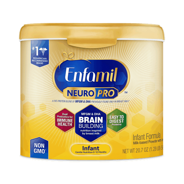 $4.00 for Enfamil® NeuroPro™ Infant Formula (expiring on Thursday, 02/07/2019). Offer available at Walmart.