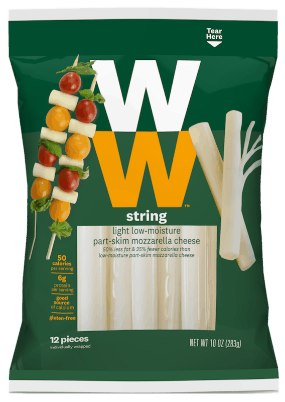 $0.75 for WW String Cheese (expiring on Thursday, 11/26/2020). Offer available at multiple stores.