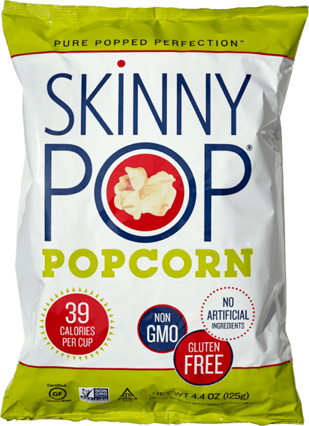 $0.75 for SkinnyPop® Popcorn (expiring on Monday, 11/19/2018). Offer available at multiple stores.