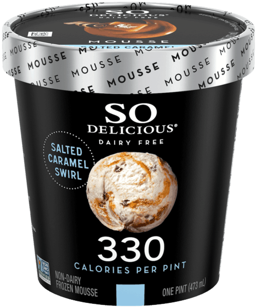 $0.75 for So Delicious Dairy Free Mousse. Offer available at multiple stores.