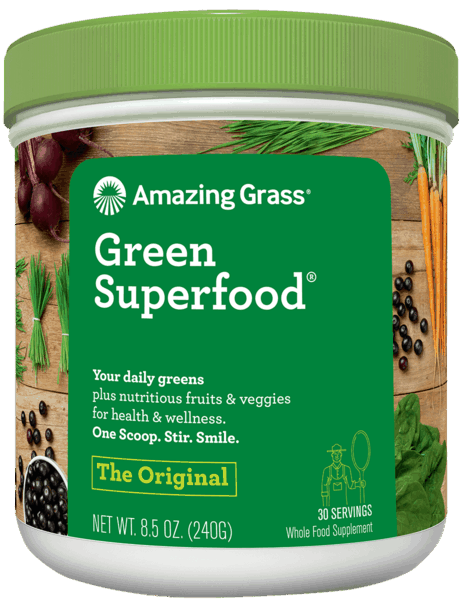 $3.00 for Amazing Grass® Green Superfood®. Offer available at multiple stores.