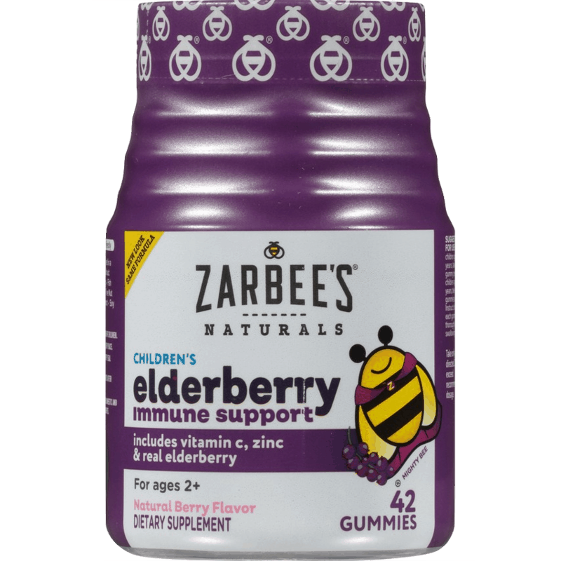 $0.50 for Zarbee's Children's Elderberry Immune Support Gummies (expiring on Sunday, 08/02/2020). Offer available at multiple stores.