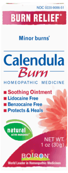 $2.00 for Calendula Burn (expiring on Saturday, 10/31/2020). Offer available at CVS Pharmacy, Wegmans, The Vitamin Shoppe, Sprouts Farmers Market.