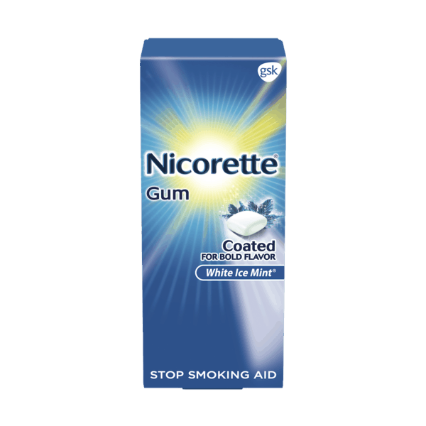 photo about Nicorette Printable Coupon titled $1.00 for Nicorette Gum or Mini Lozenge. Present out there at