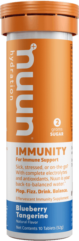 $1.00 for Nuun Immunity (expiring on Saturday, 02/22/2020). Offer available at Target.