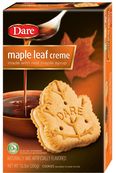 $1.00 for Dare® Creme Cookies (expiring on Monday, 03/06/2017). Offer available at Walmart.