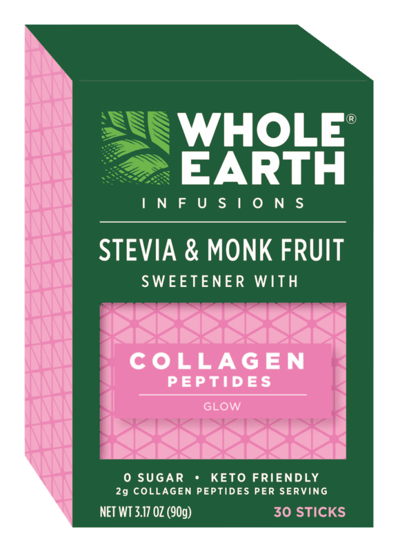 $2.00 for Whole Earth Sweetener (expiring on Wednesday, 11/18/2020). Offer available at Publix.