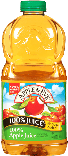 $1.00 for Apple & Eve® Bottled Juice (expiring on Wednesday, 01/31/2018). Offer available at multiple stores.