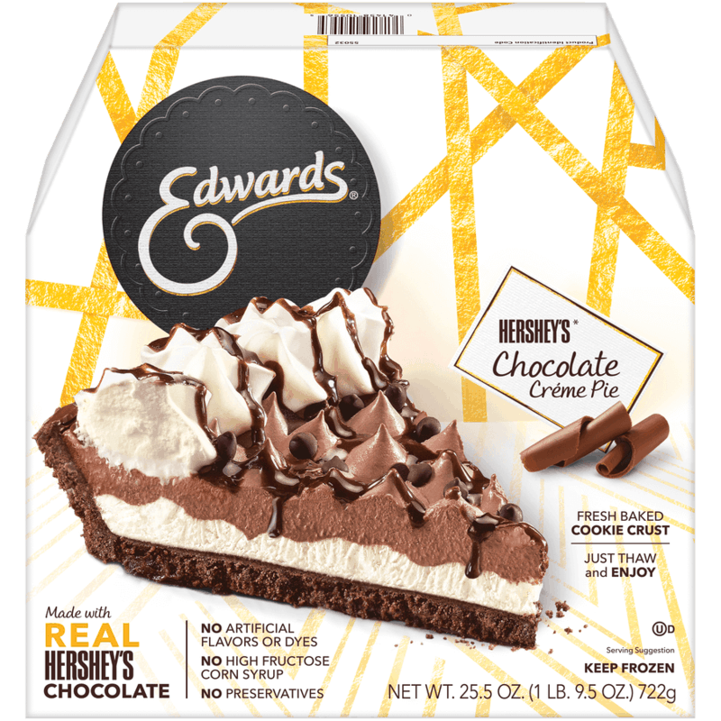 $1.00 for Edwards® Pies. Offer available at multiple stores.