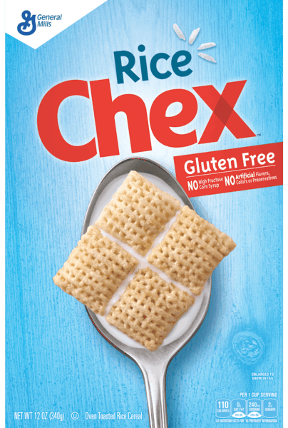 $0.50 for Chex™ Cereal (expiring on Monday, 04/02/2018). Offer available at Walmart.