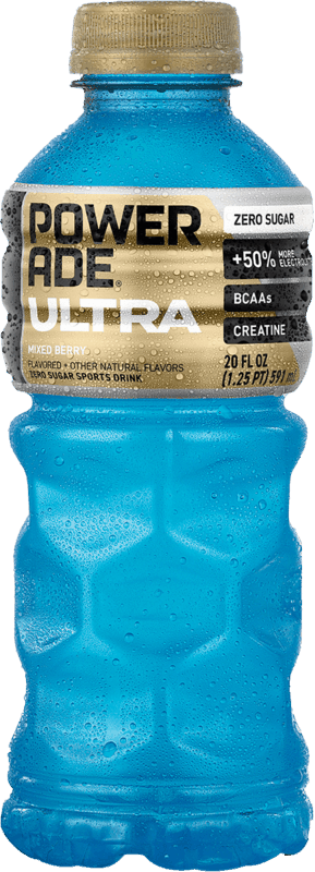 $0.20 for Powerade Ultra (expiring on Sunday, 02/28/2021). Offer available at Walmart.