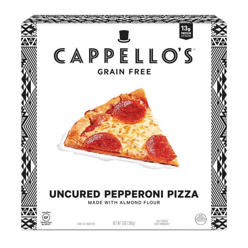 $1.00 for Cappello's Pizza (expiring on Monday, 11/30/2020). Offer available at Walmart, Walmart Grocery.