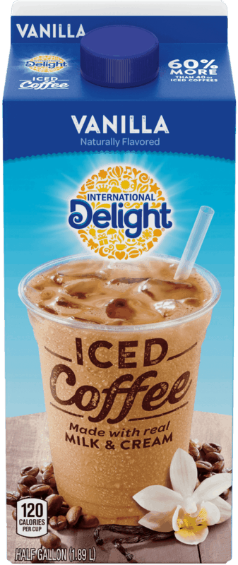 $0.75 for International Delight® Iced Coffee (expiring on Sunday, 02/02/2020). Offer available at Walmart.