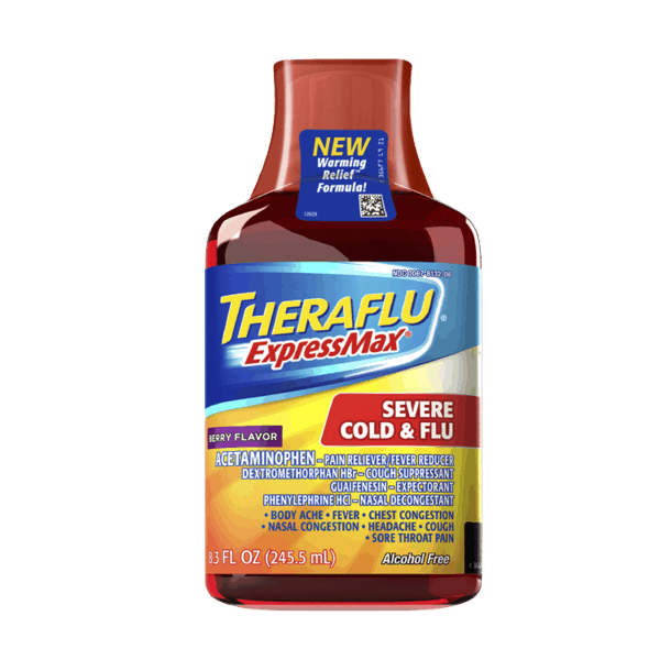$1.50 for Theraflu®. Offer available at Walmart.