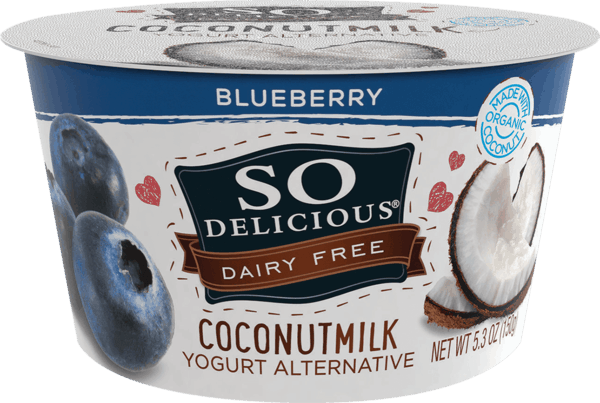 $0.75 for So Delicious® Dairy Free Yogurt (expiring on Wednesday, 01/31/2018). Offer available at multiple stores.