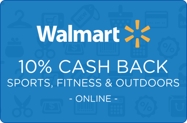 $0.00 for Walmart.com Sports, Fitness and Outdoors (expiring on Thursday, 05/03/2018). Offer available at Walmart.com.