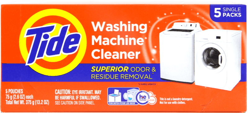 $2.00 for Tide Washing Machine Cleaner (expiring on Sunday, 08/02/2020). Offer available at multiple stores.